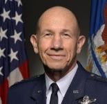 Gen. James M. Holmes, USAF
