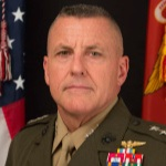 LtGen Robert F. Hedelund, USMC