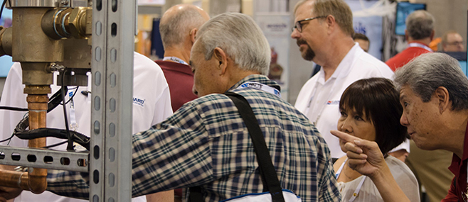 The Largest Event for Plumbing System Design Professionals - ASPE Convention & Expo